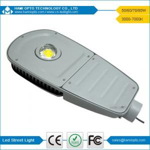 China Good price AC85-265V IP65 3 years warranty cob 50W led street light on sale