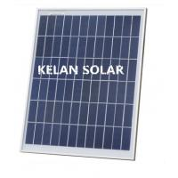 Home Polycrystalline Solar Panel 70w , Crystalline PV Modules Quick Installation Manufactures
