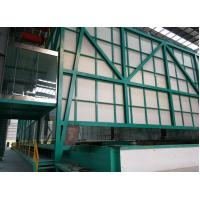 ISO9001 Hot Dip Galvanizing Equipment With Flue Gas Waste Heat Utilization System Manufactures