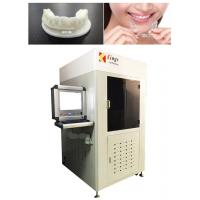 China 220v Pro SLA Commercial Grade 3d Printer KINGS 600 0.05 Mm - 0.2 Mm Layer Thickness on sale