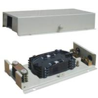 Wall Mounted Fiber Optic Terminal Box-Pigtail outlet for Fast Connector and Adaptor Inside Manufactures
