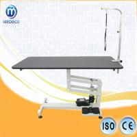Quality Veterinary Devices Pet Hospital Equipment Pet Grooming Table Me-802e Electric Z Liftin for sale