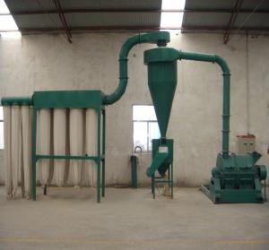 China wood powder machine on sale