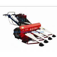 small paddy reaper machine for rice,wheat,,grain Manufactures