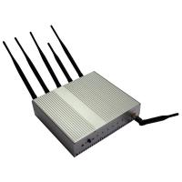 Professional Indoor DCS1800MHz / PCS1900MHz Mobile Phone Frequency Jammer DZ-101B-8 Manufactures