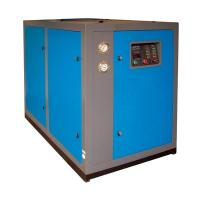 Rotary Screw Air Compressor 380V / 50HZ Water Cooled Screw Chillers Manufactures