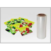 China Eco- Friendly Heat Shrink Plastic Wrap 300-2500mm Width 100 Compostable on sale
