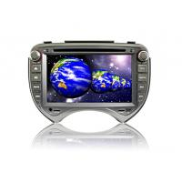 China  Car TFT LCD Touch Screen Monitor DVD with GPS  for Nissan-March on sale