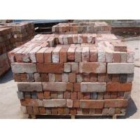 China Antique Style Old Wall Bricks For Bar / Background Wall Acid Resistance on sale