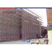 SGS Approved AluminumWalk Through Scaffold Frame For Construction Equipment Manufactures