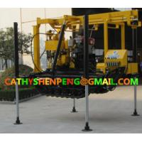 200 Crawler type Hydraulic water well drilling rig with BW160 Mud Pump Manufactures