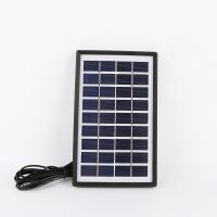 China 9V 3W cheapest solar panel home solar energy systems ZW-3W-9V-1 portable solar photovoltaic panels generator on sale