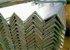 China Stainless Steel Angle Bar / Carbon Steel Angle Corrosion Resistance on sale