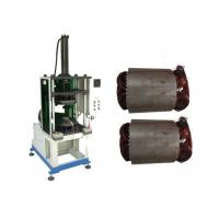 Electric Hoist Motor Stator End Coil Final Forming Machine SMT - ZZ160 -2 Manufactures