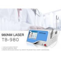 Portable Medical Beauty Equipment 980nm Diode Laser Blood Vessel Removal Manufactures