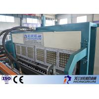 Waste Paper Raw Material Paper Pulp Moulding Machine For Egg Tray / Egg Cartons Manufactures