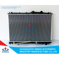16/26mm Mitsubishi Radiator Galant E52A / 4G93/93-96 AT Automotive Radiator Manufactures