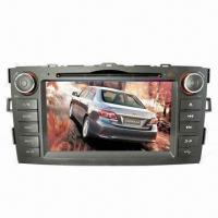 China Car GPS Navigation System with 2 x Video Outputs on sale