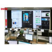 Quality RS232 control samsung lcd video wall TFT screen wall display commercial  DDW-LW550HN11 for sale