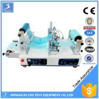 Automatic Adhesive Testing Equipment , Hot Melt Roll to Roll UV Coating Machine Manufactures