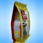 BPA Free  Zip Lock Packaging Bag Food Grade Cat Food Bag Reusable Manufactures