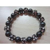 China Magnetic Hemitate Beads Bracelet & Strong Magnetic Beads on sale