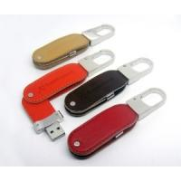 Connect Removable Media Usb Flash Drive Leather Case Brown Black Color Manufactures