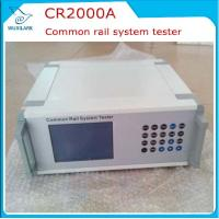Black or white CR2000A/CRS300 BOSCH common rail injector and pump system tester with piezo function Manufactures