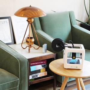 100 - 240 V Household 3D Printer , Gift 3D Printer FDM Modeling Technology Manufactures