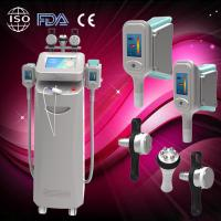 China Best seller!!! Low price for 5 handles cryolipolysis & cavitation slimming machine on sale