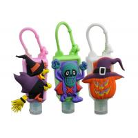 Wholesale Bath and Body Works Hand Sanitizer Custom Silicone Products with 3D Cartoon Holder Manufactures