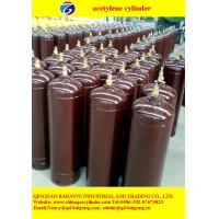 China made in china acetylene gas cylinder for sale