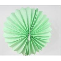 Custom Patterned Printing Accordion Paper Lanterns Round For Home Decoration Manufactures