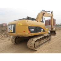 China Long Reach Used Cat Excavator 320C , 1bm Bucket Used Mini Backhoe For Sale  on sale
