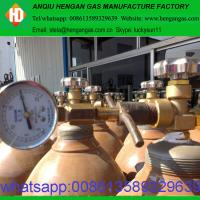 The Price of high pressure Helium Gas Cylinder Helium Gas Tank Manufactures