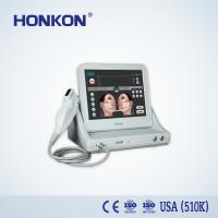 Portable HIFU Machine for Wrinkle Remover Skin Tightening with 4 Threatment Head Manufactures
