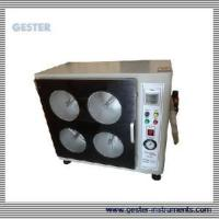 Textile Testing Instruments, Flammability Tester with Calibration Certificate Manufactures
