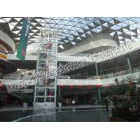 Pre-Engineered Structural Steel Trusses Steel Prefab Buildings Shopping Mall Manufactures