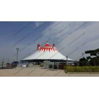 Colorful Roof Cover High Peak Tents , Pagoda Party Tent Decoration For Outside Event Manufactures