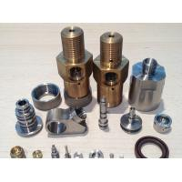 Aluminum / Copper / SS 304 316 Custom CNC Machining Parts for Automobile or Medical Device Manufactures