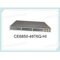 CE6850-48T6Q-HI Huawei Switch  48-Port 10GE RJ45,6-Port 40GE QSFP+ without fan Manufactures