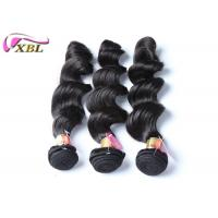 100% No Chemicals Processed Virgin Indian Remy Hair Weft Raw And Unprocessed Indian Hair Manufactures