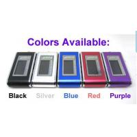 2GB Clip MP3 Player With LCD Screen Black, Silver, Blue, Red, Purple Manufactures