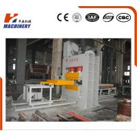 China Hydraulic Durable Hot Press Machine For Laminates Compressed Wooden Pallet Moulding on sale