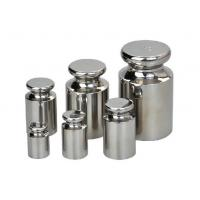 China E1 1mg - 200g Stainless Steel Weight Set For Laboratory / Chemical OEM Accept on sale