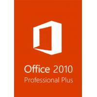 China International Microsoft Office 2010 Pro Plus 500 MHz Processor Required 1 User on sale