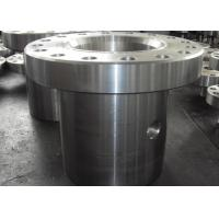 Surface Wellhead Oil Drilling Equipment , AISI 4130 Casing Head Forging Manufactures