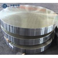 Protroleum Chemical  Alloy Steel Forged Round Metal Discs OD 1200mm Manufactures