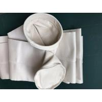 Fibreglass glass fiber filter cloth filter bag used for cement industry steel industry chemical industry alumina Manufactures