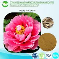 Herb medicine peony root extract powder Manufactures